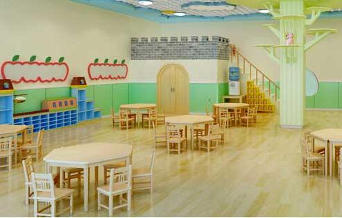 七大原因让幼儿园选择PVC墙裙板