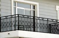锌钢护栏:阳台护栏的高度国家规定是多少啊?
