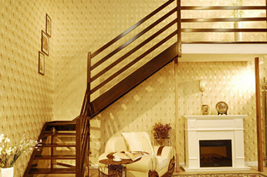 实木楼梯扶手fs003