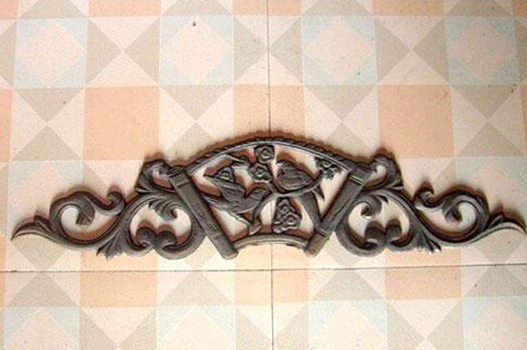 铁艺铸造配件