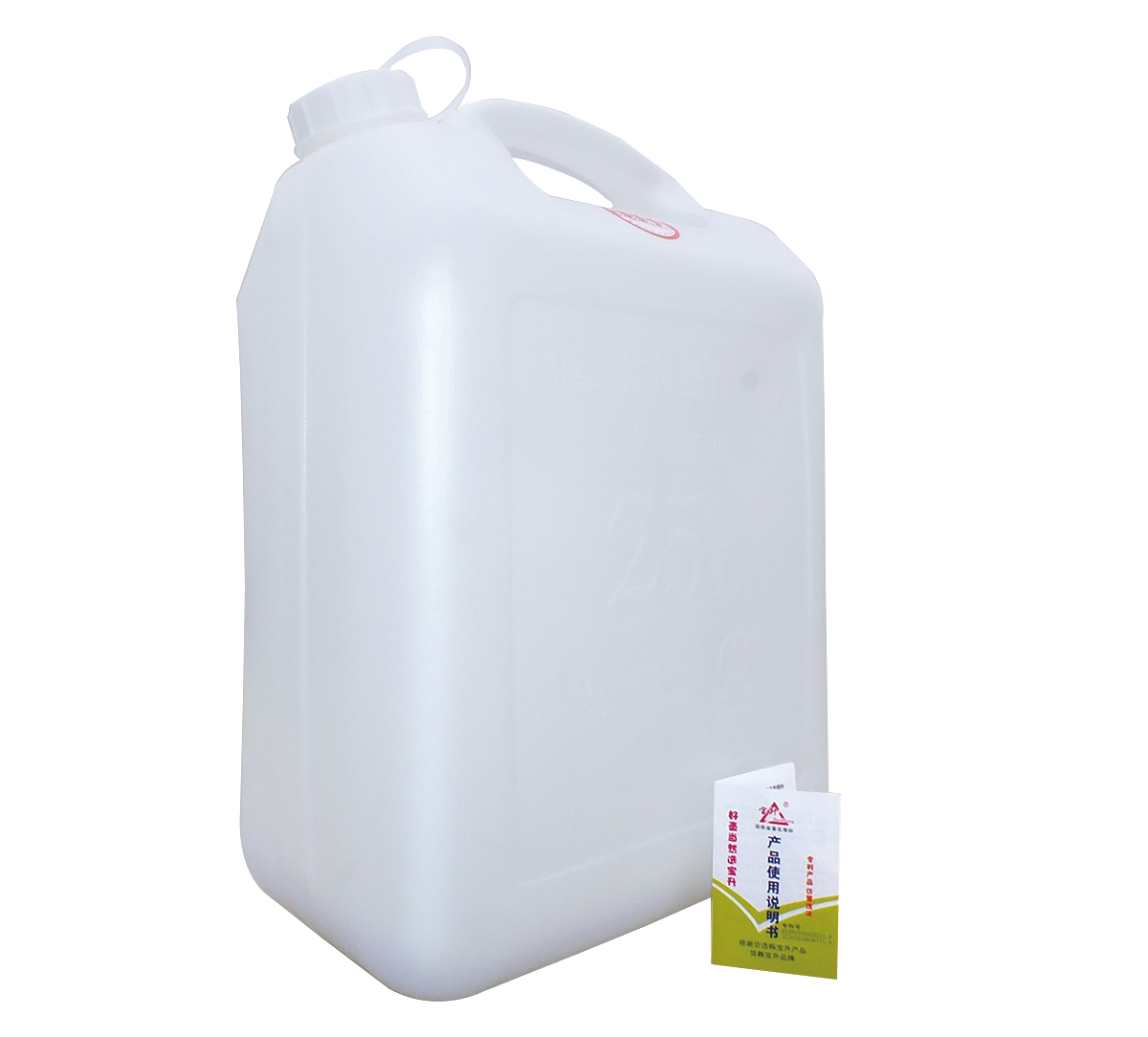 【25kg食品级塑料壶_山泉水pe塑料壶