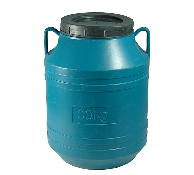 30KG硬提圆桶(蓝)