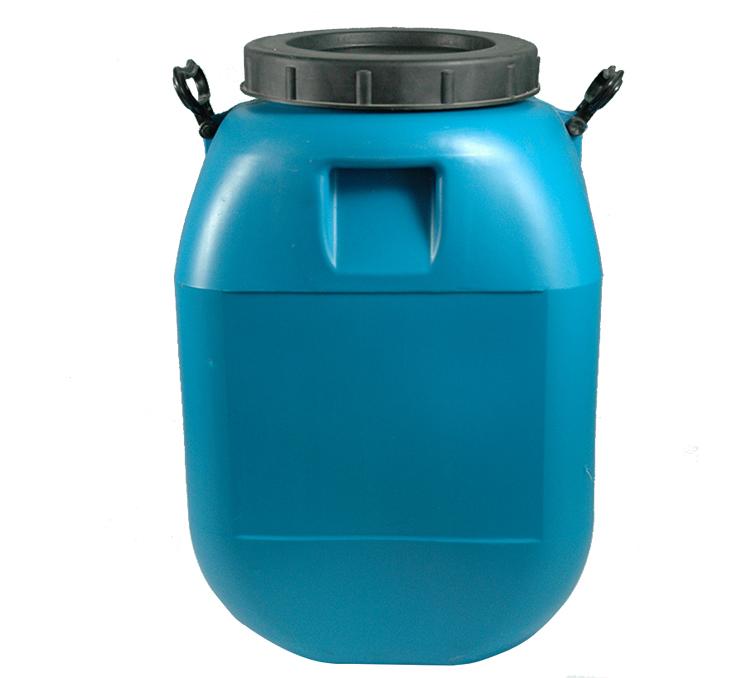 50KG四方蓝桶