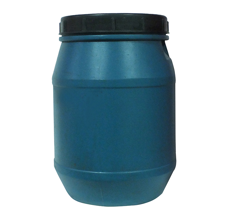 25KG大口圆桶(无活动提手)-PE塑料桶-湖南宝升塑业科技有限公司