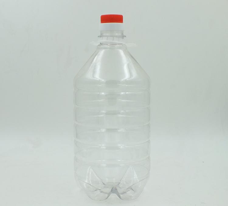 2L平底酒瓶