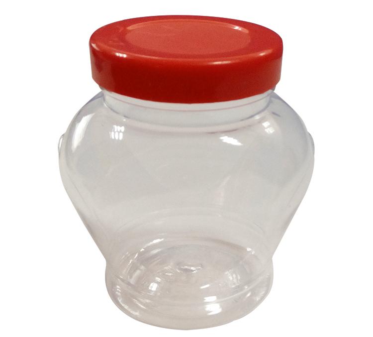 200ML心形酱菜瓶
