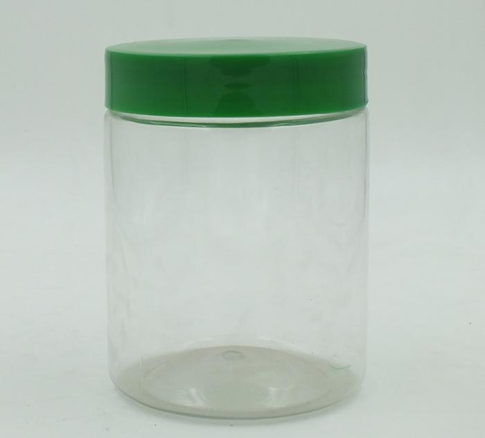 650ML直筒瓶-PET食品包装瓶-湖南宝升塑业科技有限公司