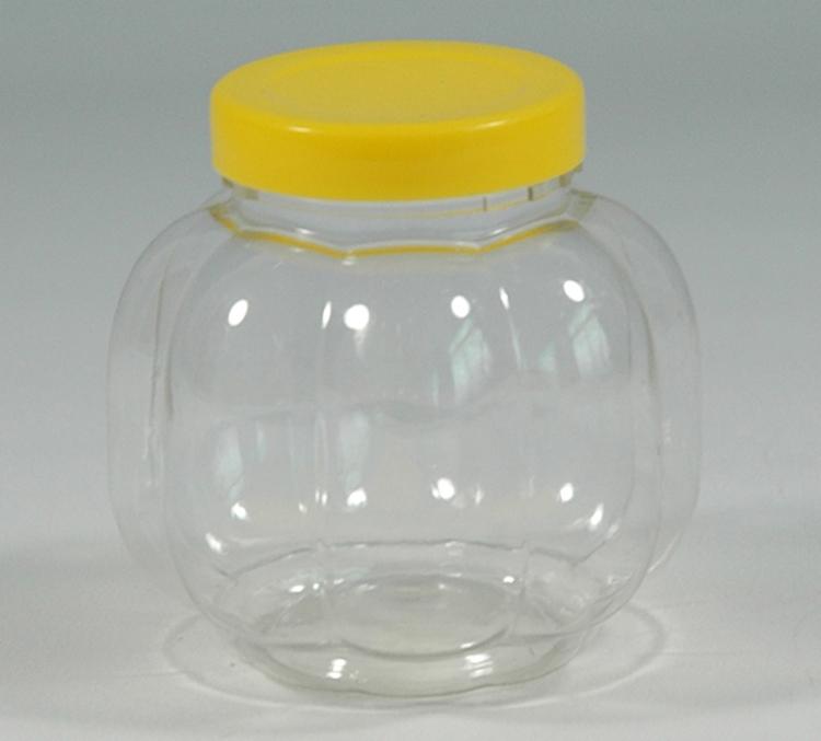 400ML南瓜瓶-PET食品包装瓶-湖南宝升塑业科技有限公司