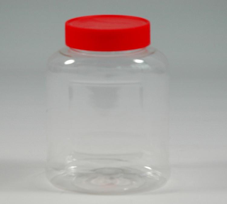 500ML椭圆瓶-PET食品包装瓶-湖南宝升塑业科技有限公司