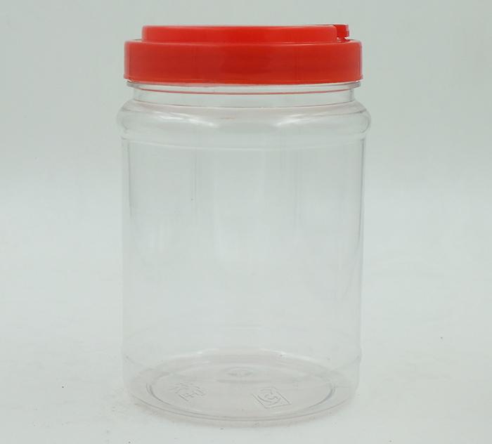 950ML圆柱瓶-PET食品包装瓶-湖南宝升塑业科技有限公司