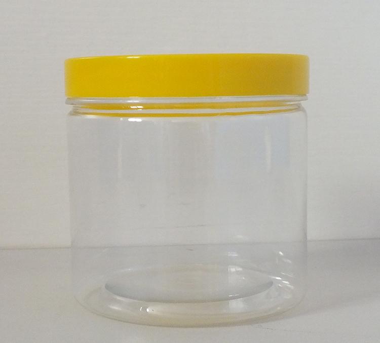 400ML圆瓶-PET食品包装瓶-湖南宝升塑业科技有限公司