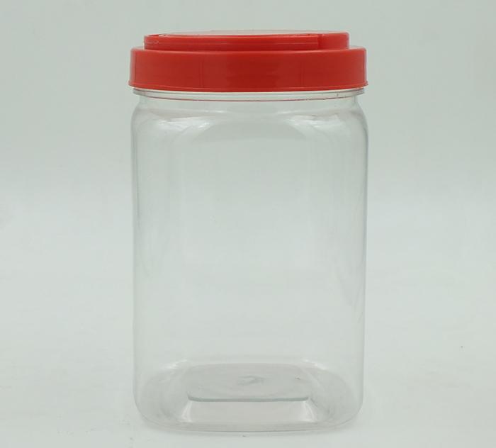 1L平面四方瓶
