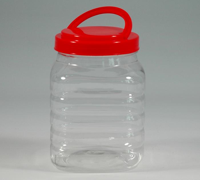 1.25L四方瓶-PET食品包装瓶-湖南宝升塑业科技有限公司