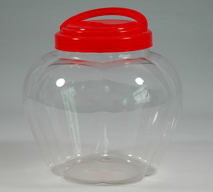 2L南瓜形状塑料瓶-PET食品包装瓶-湖南宝升塑业科技有限公司