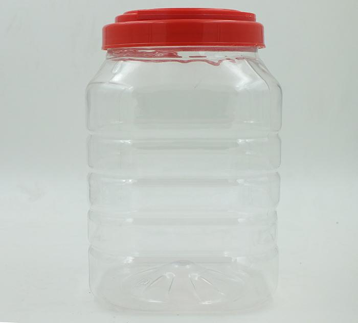 3L四方瓶