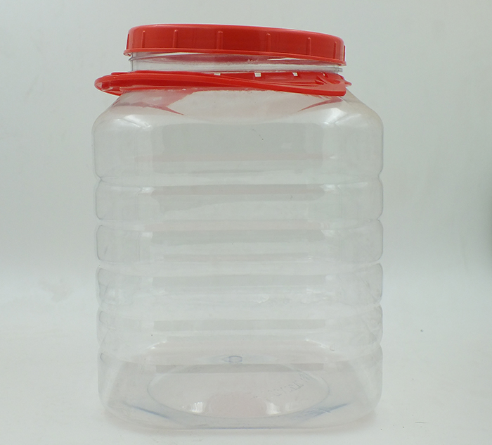 7L四方塑料瓶-PET食品包装瓶-湖南宝升塑业科技有限公司