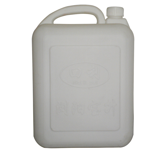5KG塑料壶(回利)-PE塑料壶-湖南宝升塑业科技有限公司