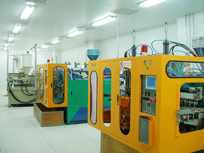 宝升塑业机器设备