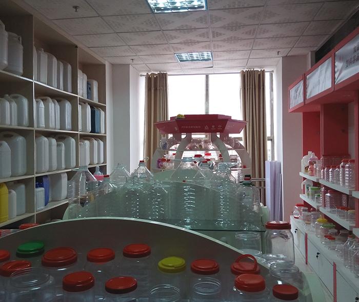 塑料瓶壶样品室