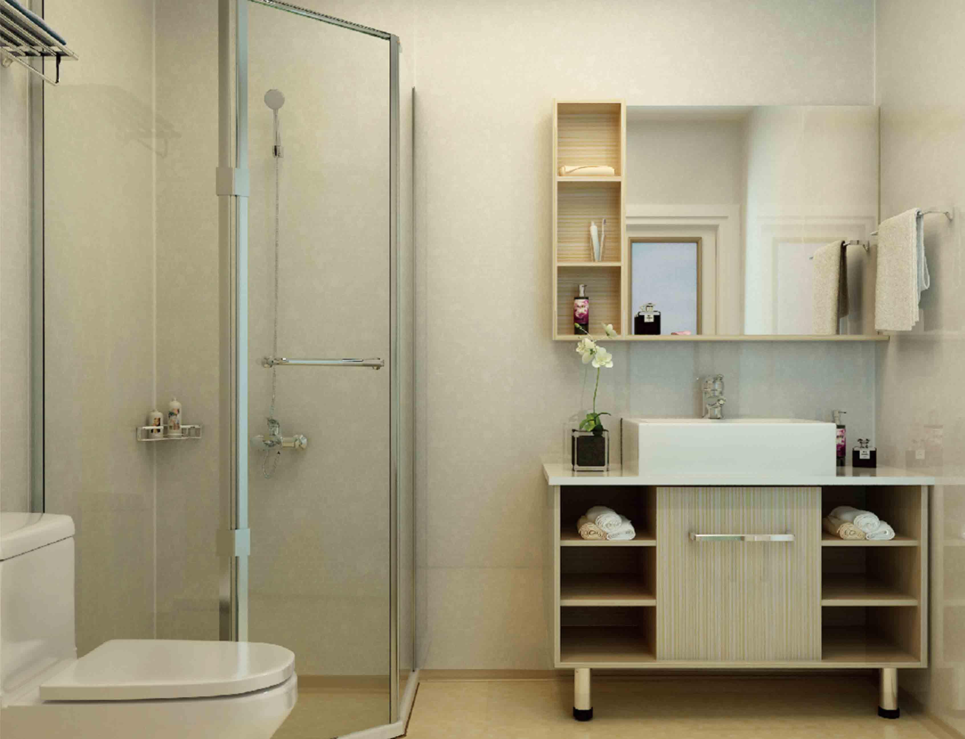整体卫浴 BUJ1624