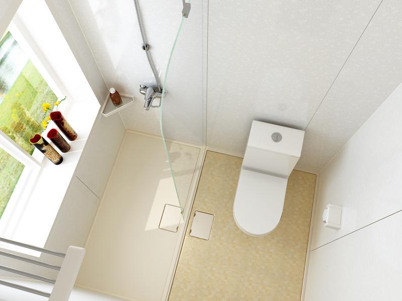 沐霖整体浴室解决方案  价格