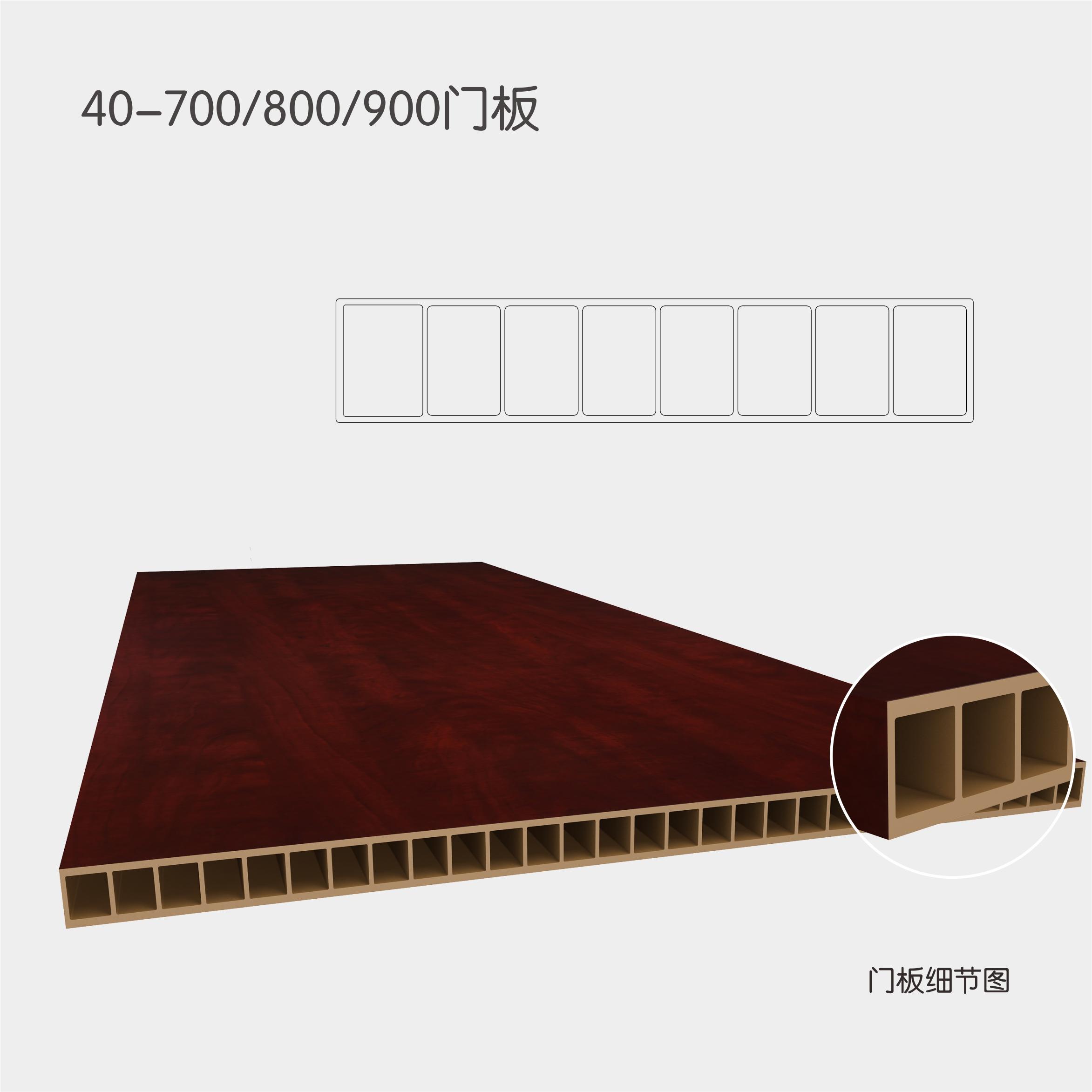 40-700/800/900門板