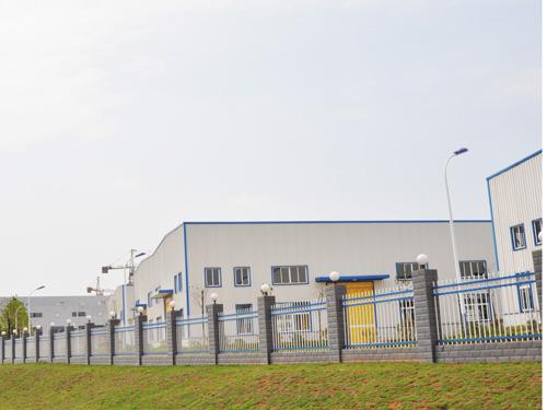 宝庆工业园栅栏