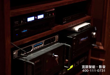 智能影院音频设备