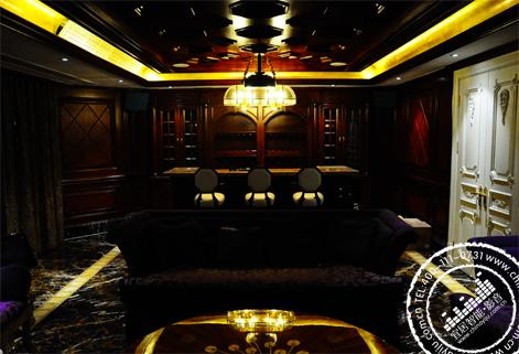 长沙【爵世名邸】顶级私人影院