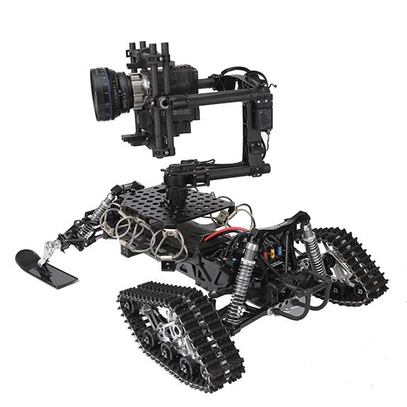 威固·闪电 无线遥控全地形移动拍摄车