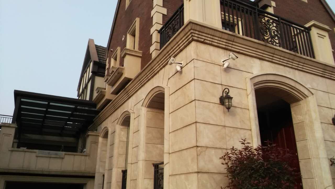 【长沙爵世名邸】安防监控装修方案