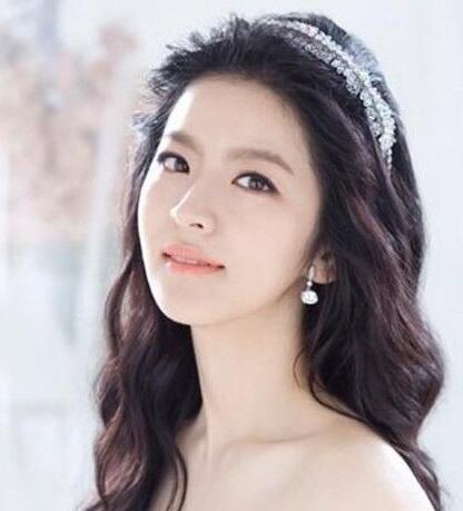 超美的5款韩式新娘发型,总有一款你的菜