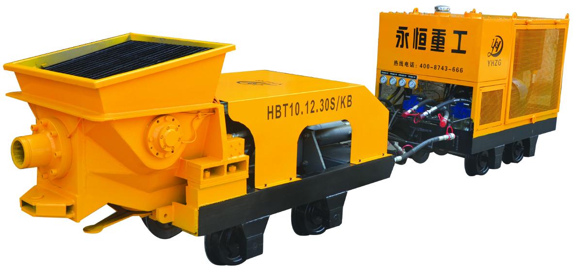 矿山专用泵系列