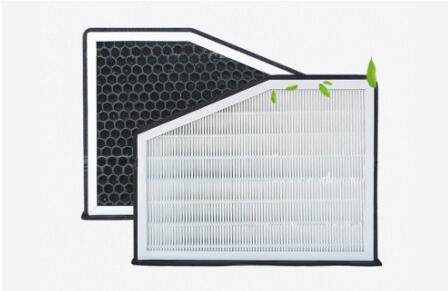 夹层滤网专用颗粒活性炭