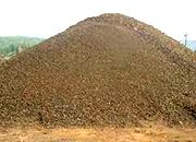 锰砂滤料的堆积密度