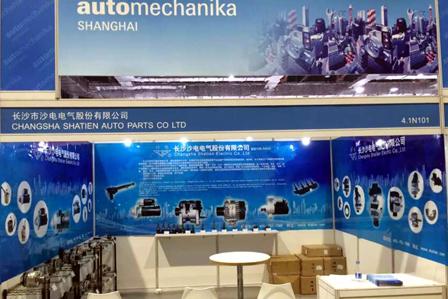 威尼斯平台2015年上海法兰克福汽车零部件展览会