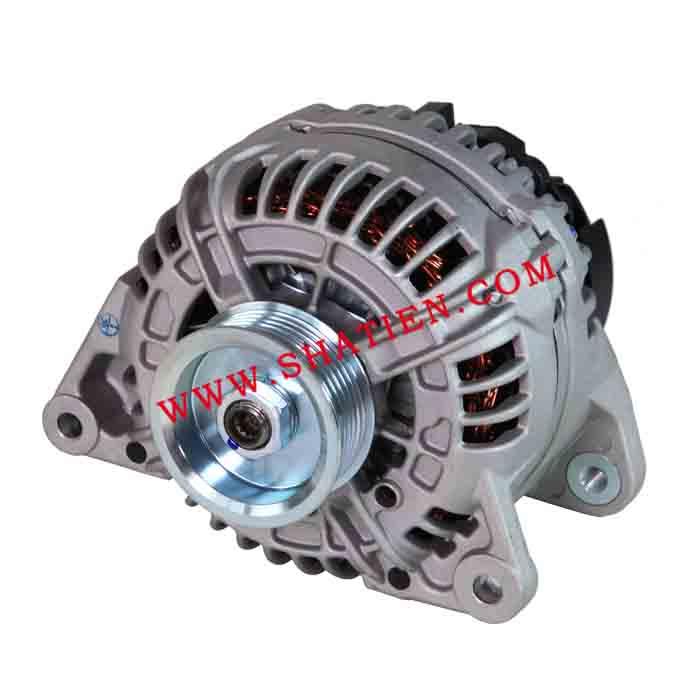 奧迪A4 A6 3.0發電機CA1813IR 0124615007