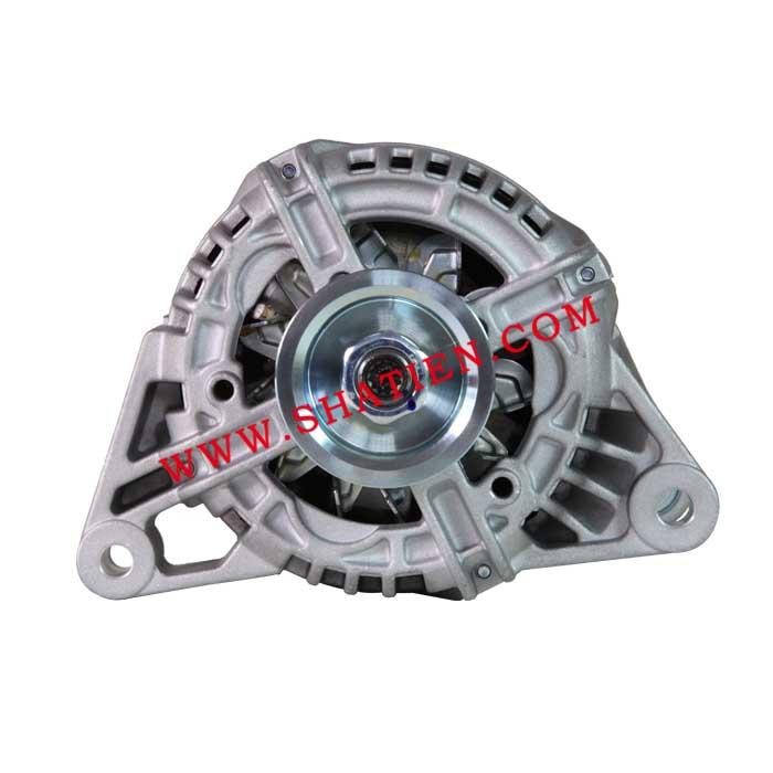 奥迪A4 A6C5 1.8发电机CA1546IR,0124325017