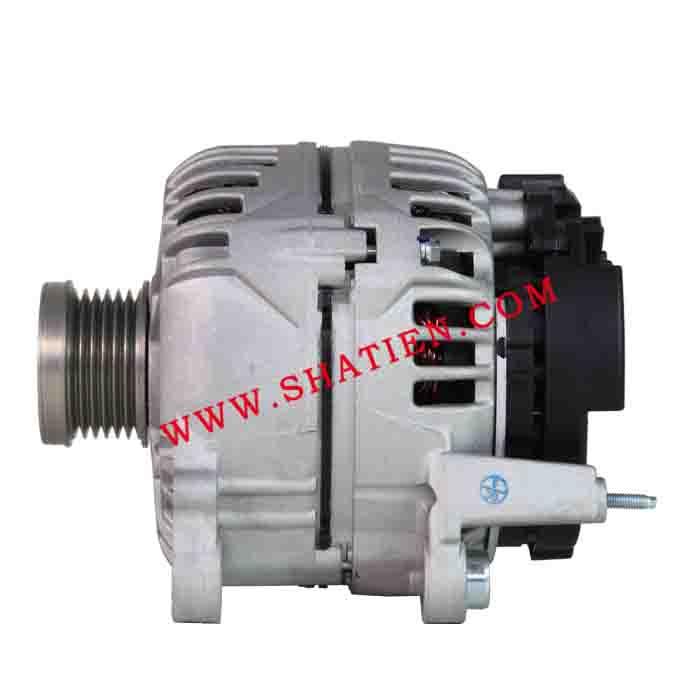 迈腾1.4T发电机140A带离合-0124525038