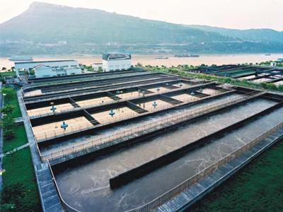 南縣污水處理廠