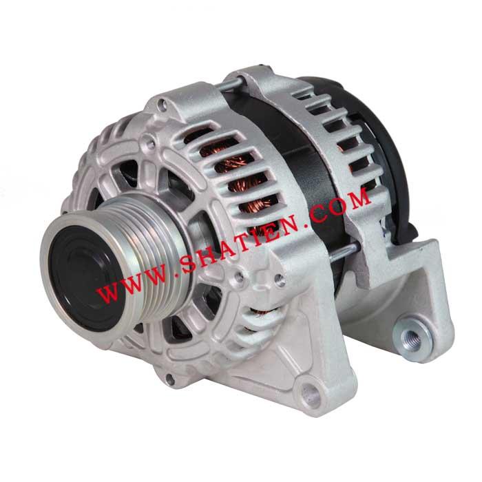 雷米发电机GM13500577适用于别克英朗1.6L