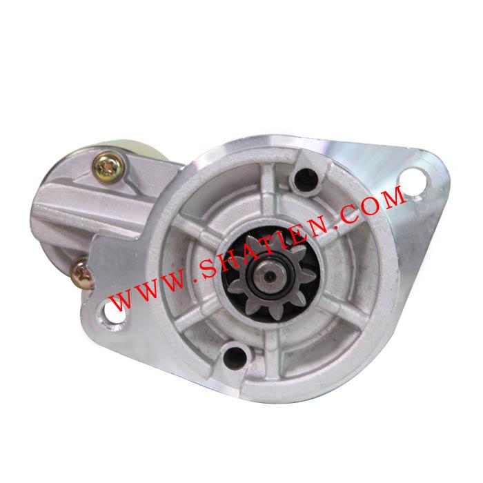 日产起动机(尼桑V6发动机)9齿1.7KW