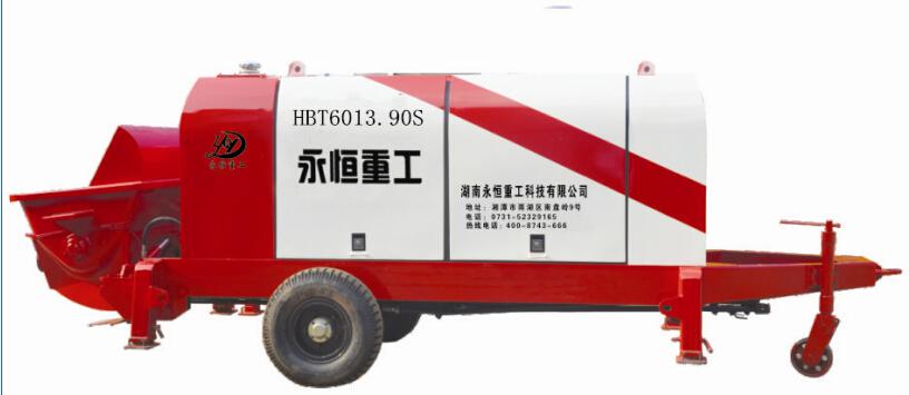 混凝土输送泵堵管的预防方法