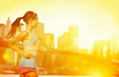 跑酷训练中伤害防护
