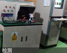 Assembly test bench