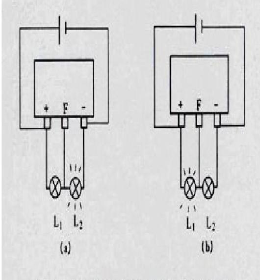 汽车发电机调节器-内搭铁发电机与外搭铁发电机的