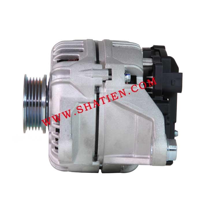 桑塔纳3000发电机 志俊发电机 CA1546IR 0124325017