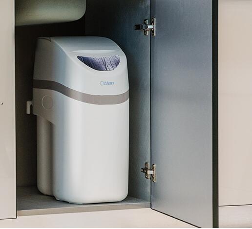 奥特朗中央软水机去除水中钙镁离子软化生活用水