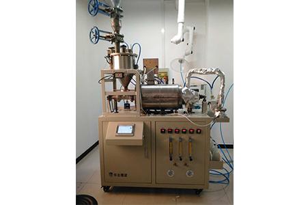 2016年3月我司有机质连续化微波热解炉得到客户高度评价