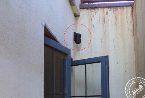智能安防系统摄像头